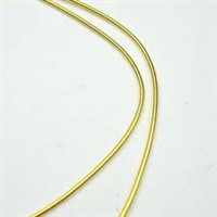 French Wire Gold-Plated 1.27mm 91cm length