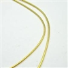 Frenchwire Gold Heavy, 2 Pieces
