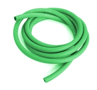 Rubber Torch Hose Green for Oxygen. 1/4 Inch Inner Diameter - 10FT