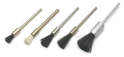 End Brush Soft 3/8 x 3/32 (12)