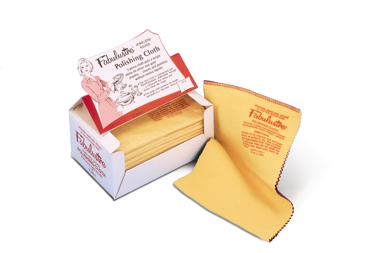 338676ba975 Fabulustre Polishing Cloth 1 dozen