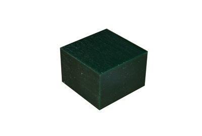 Ferris File-A-Wax Square Carving Bar - Green