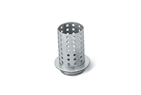 Perforated Stainless Steel Flask
