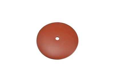 Silicon Pad Red with Small Center Hole