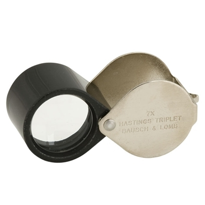 Bausch & Lomb 7x Hasting Loupe