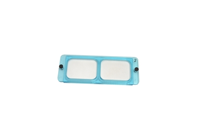 Lens Plate for Optivisor Magnifiers