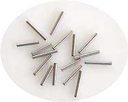 WigJig Metal Pegs for Olympus, Olympus-Lite or Electra 5/8 Inch (20) # 0120