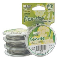 Flex-Rite Clear 12 x 30 with 21 Strands