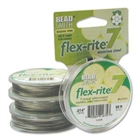 Flex-Rite Clear 14 x 30 with 7 Strands
