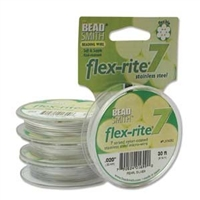 Flex-Rite Clear 20 x 30 with 7 Strands