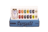 CERAMIT SET 14 COLOURS GROBET