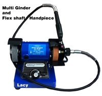 Multi-Grinder And Polisher 1/8HP With Handpiece