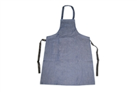 Apron Blue Denim