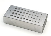Beading Block with 40 Holes