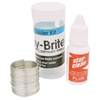 Staybrite Solder and Flux