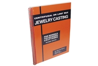 Jewelry Casting Book by M. Bovin Soft Cover