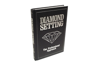 Diamond Setting Professional & Beginners Book By Robert R.Wooding