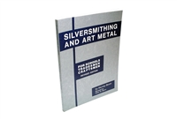 Silversmithing And Art Metal For Schools/Trades and Crafts Book by M.Bovin