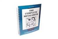 The Complete MetalSmith Book By Tim McCreight
