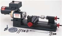 Sherline Lathe Basic Model with Chucks 4100A Metric