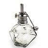 Glass Alcohol Lamp with 1/4 Inch Wick