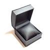 Black Leatherette Watch or Bangle Box