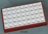 EAR. 45-DROP TRAY LRG 1814EC CHERRY