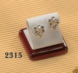 EARRING SHORT 2315 CHERRY
