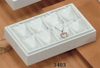 PENDANT 8 SMALL 3403 WHITE