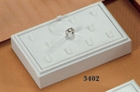 RING 11-CLIP SMALL 3402 WHITE