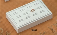 RING 12-SLOT SMALL 3401 WHITE
