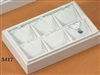 PENDANT 6 SMALL 3417 WHITE
