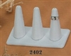 RING 3 FINGER 2402 WHITE