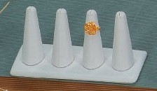 RING 4 FINGER 2403 WHITE