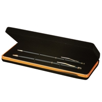Pen Box Double Velour
