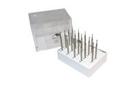 Panther Burs, Set of 18, Cup, Fig. 77B