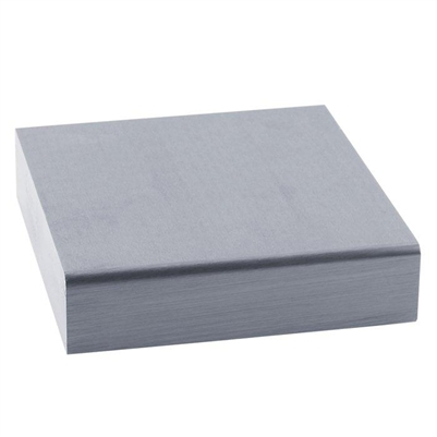 Steel Block 100mm (4 x 4) Made in Italy