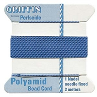 Beadcord Blue Nylon