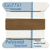 Beadcord Brown Nylon