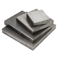 Durston Steel Bench Block 4 x 4 x 3/4""