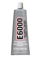 Glue E6000 3.7 Fluid Oz