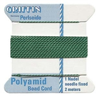 Beadcord Green Nylon