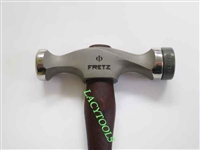 Fretz Jeweller's Planishing Hammer with Inserts