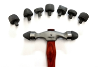 Fretz Double-Ended Hammer with Inserts