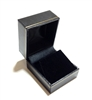 Earring Box in Black  1-3/4 x 2 x 1-1/2 ""