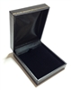 Large Earring or Pendant Box in Black  2-3/4 x 3-1/8 x 1-1/8""
