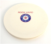 Felt Wheel 6 x .5 Inches Rock Hard Paramount
