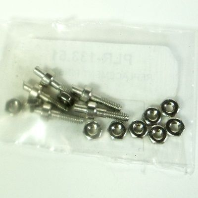 Pliers Hole Punch Replacement Pins 1.8MM (5)
