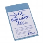 Brilliant Polishing Cloth 12 x 7-1/2""