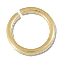 Jumpring 14KT Yellow  Round Open link per piece